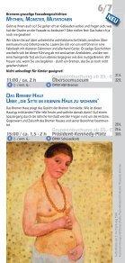 """NACHTWÃ""""CHTER PROGRAMME - StattReisen Bremen - Seite 7"""