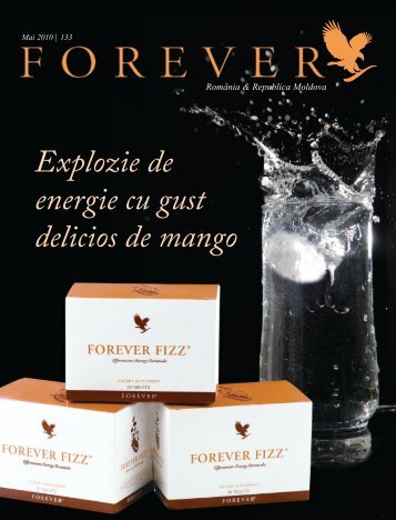 Mai 2010 - Forever Living Products
