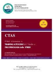 Corso di Training autogeno di 1° livello e ... - Ablaweb.com