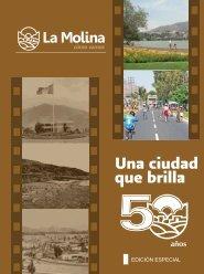Una ciudad que brilla - Municipalidad de La Molina