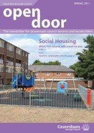 Social Housing Reform - Gravesham Borough Council