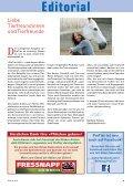 Heft 4 / 2013 - Tierschutz: Pro Tier - Page 3