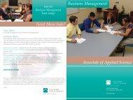 Business Management - Alamo Colleges