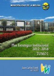 plan estrategico institucional 2012 - 2016 alcalde - Municipalidad de ...