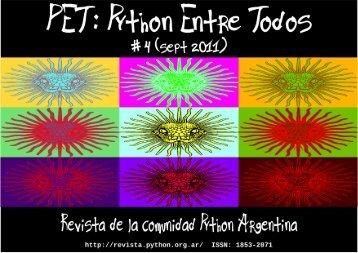 A4 apaisado, 2 columnas - PET: Python Entre Todos - Python ...