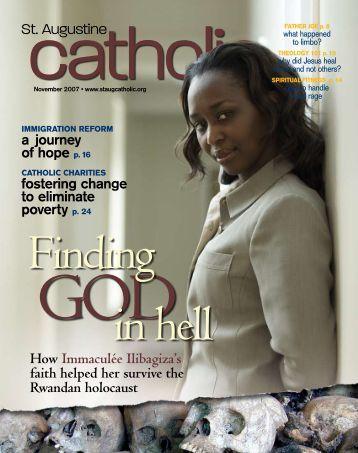November - St. Augustine Catholic