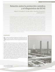 Relación entre la protección catódica y el diagnóstico de DCVG