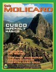 GUIA MOLICAR EDICION 6 - Municipalidad de La Molina