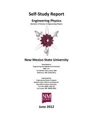 Full Report.pdf - Engineering Physics - New Mexico State University