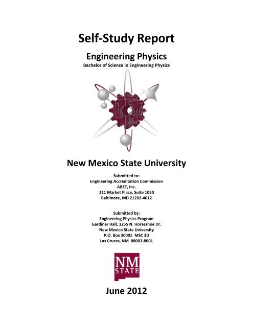 Full Report Pdf Engineering Physics New Mexico State University