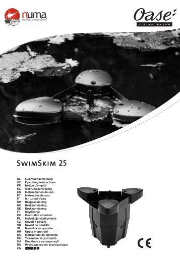 SwimSkim 25 - OASE.sk