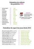 Guide pratique 2013 - Service Déchets - Page 4
