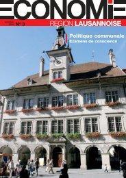 Numéro 3 - SIC Lausanne & Environs