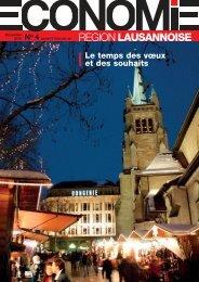 Numéro 4 - SIC Lausanne & Environs