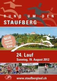 24. Lauf - Staufberglauf