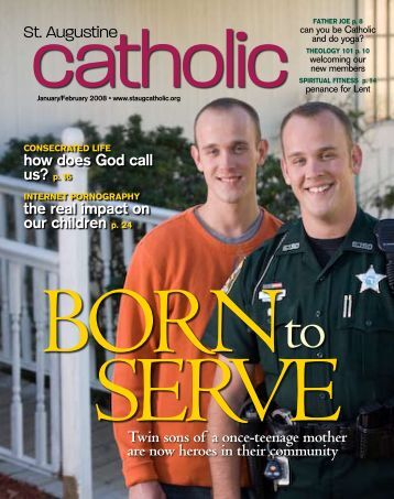 January/February - St. Augustine Catholic