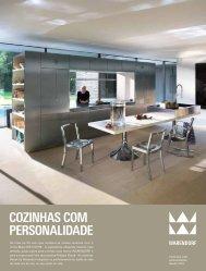 COZINHAS COM perSONAlIdAde - Warendorf