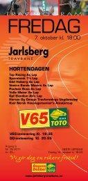 program - Jarlsberg Travbane