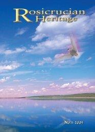 Rosicrucian Heritage Magazine - 2003-03 - AMORC