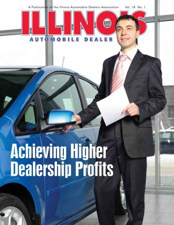 Achieving Higher Dealership Profits - Media Communication Group