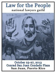 NLG 2013 Convention Brochure Final web.pdf - National Lawyers ...
