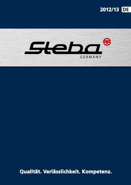 Steba SV 1 Precise Sous-Vide Garer 6 Liter Volumen 500 Watt Silber Schwarz