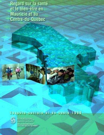Rapport complet - Agence de la santé et des services sociaux de la ...