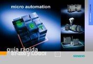 Guía rápida de Microsistemas LOGO y S7-200(2008) - Carol ...