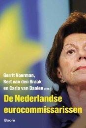 De Nederlandse Eurocommissarissen - Europa NU