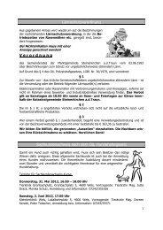 10 Jahre Marktgemeinde Steinerkirchen adTraun - Marktgemeinde ...