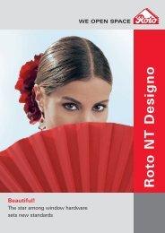 NT Designo Standard Brochure - Roto