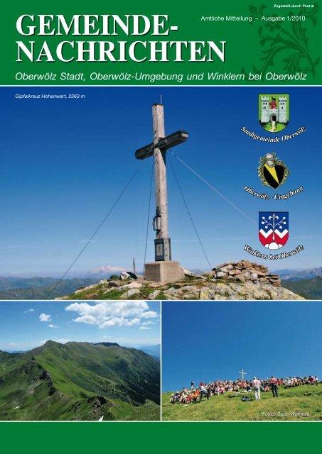 Singlebrse in Oberwlz (Stadt) bei Murau und Frauen