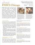 DAVID DUFFIELD - PAWS Chicago - Page 3