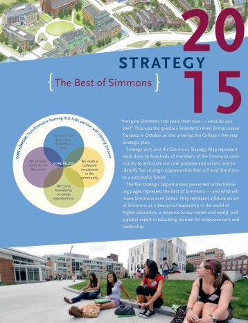 STRATEGY - Simmons College