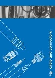 RFI-Cable-Connector-Catalogue - Telechnics
