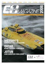 August 2008 n. 6 - Qatar Marine Sports Federation