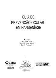 GUIA DE PREVENÇÃO OCULAR EM HANSENÍASE - Instituto Lauro ...