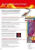 Hackgut-Heizung - Ing. Steininger - Gebäude und Energietechnik e.U. - Seite 6