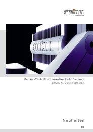Sensor-Technik – Innovative Lichtlösungen - Steinel