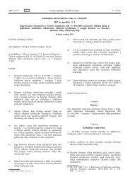 KOMISIJOS REGLAMENTAS (EB) Nr. 1494/2007 2007 m ... - EUR-Lex