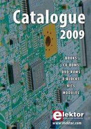 Catalogue - Elektor