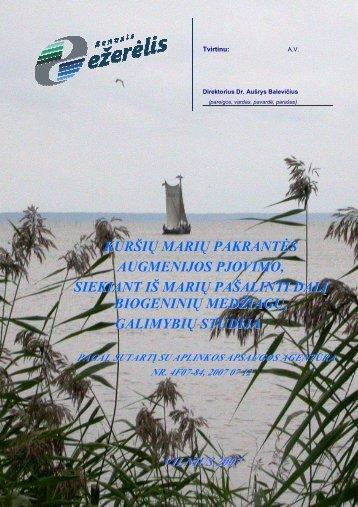 šią nuorodą - Vanduo - Aplinkos apsaugos agentūra