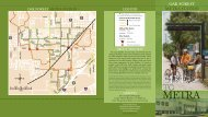 Your guide to bike commuting to and from the ... - City of Oak Forest