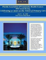 Florida Association of Community Health Centers Celebrating 30 ...
