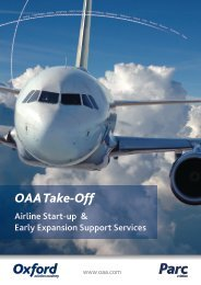 OAA Take-Off - Oxford Aviation Academy