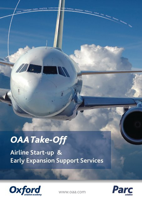 OAA Take-Off - Oxford Aviation Academy