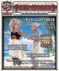February•2013 - Four Seasons Estates