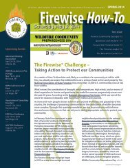 Spring 2014 How To Newsletter