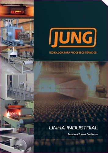 Estufas e fornos contínuos (PDF - 804kb) - Fornos Jung