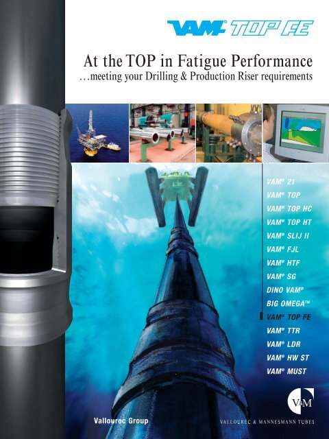 At the TOP in Fatigue Performance - VAM Services